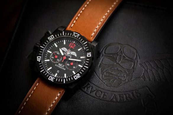 MATWATCHES Bruce Aeris Chronograph