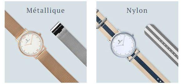 A chaque tenue, son propre bracelet