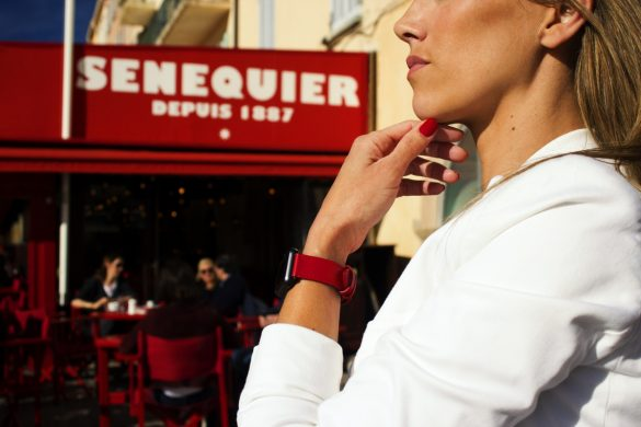 Noreve lance ses bracelets en cuir pour Apple Watch