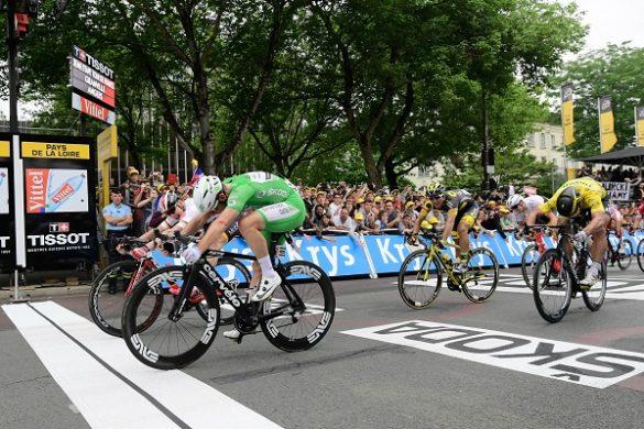 TISSOT et le monde du cyclisme