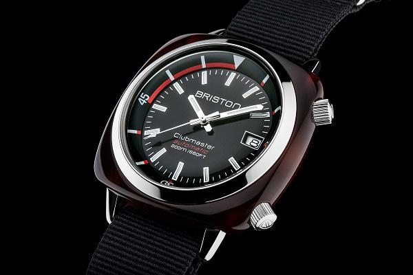 la nouvelle clubmaster diver de briston montres et tendances. Black Bedroom Furniture Sets. Home Design Ideas
