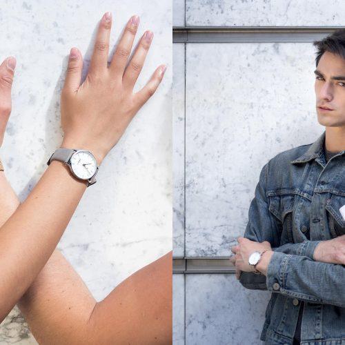 Interview de Thibault LUC, fondateur des montres Aight