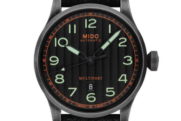 Mido Miltifort Escape, un garde-temps sans compromis