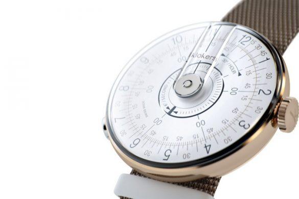 KLOKERS lance sur Kickstarter sa nouvelle montre KLOK-08