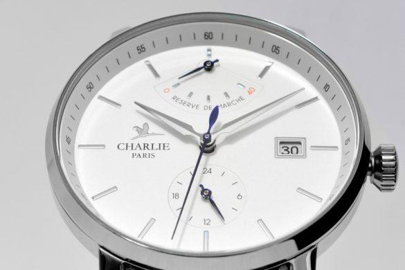 Initial réserve de marche de Charlie Watch