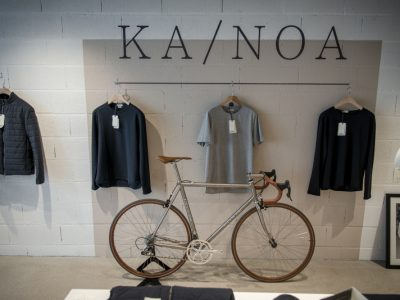 KA/NOA , une marque de slow wear masculine, 100% made in Italy