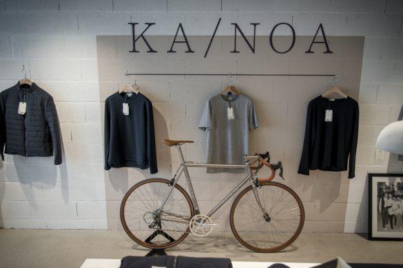 KA/NOA , une marque de slow wear masculine, 100% made in Italy