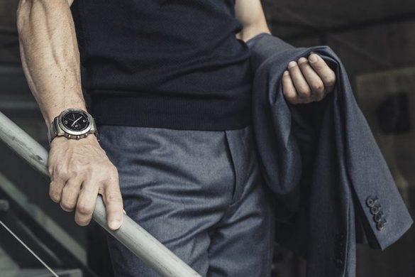 Garmin fēnix Chronos, la montre GPS de luxe taillée pour l'aventure