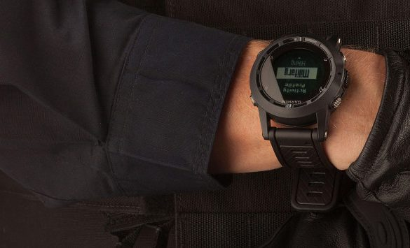 Garmin tactix® Bravo, la montre GPS militaire
