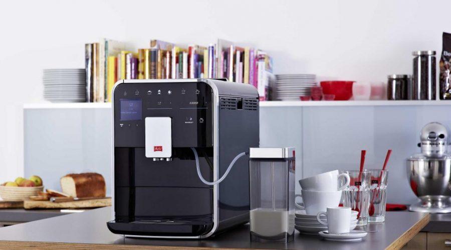 Melitta® met ses machines à expresso à l'heure numérique