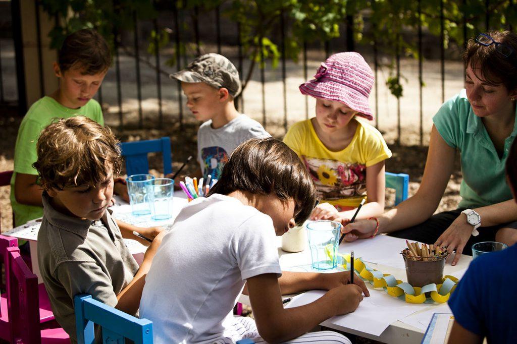 Château les Carrasses - Kids Club Activités