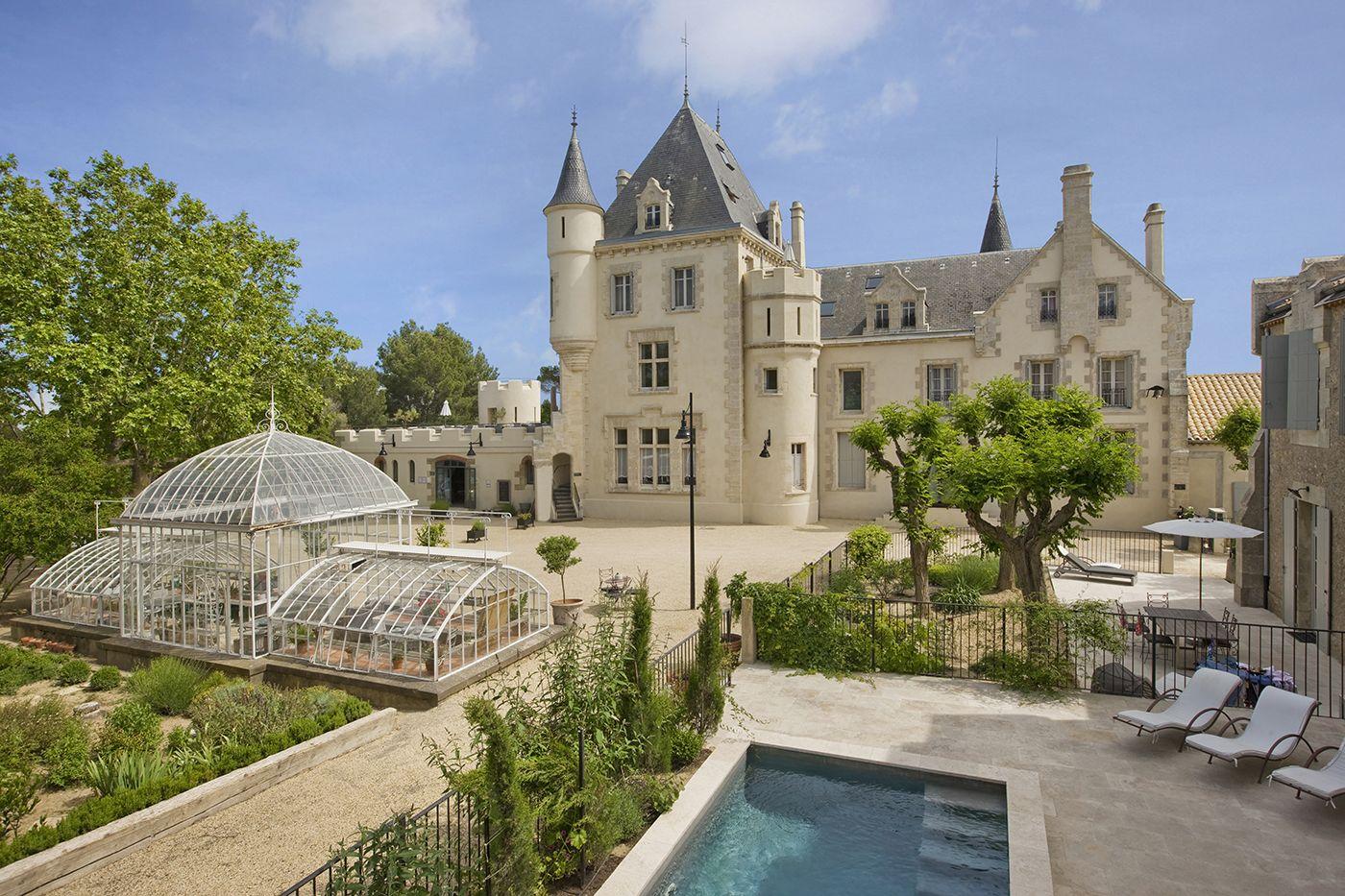 Le Château les Carrasses au cœur du Languedoc