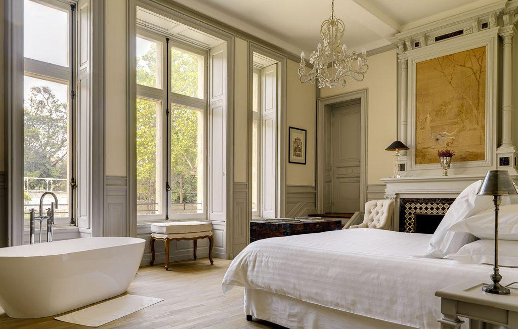 Château les Carrasses - Le Grand Salon