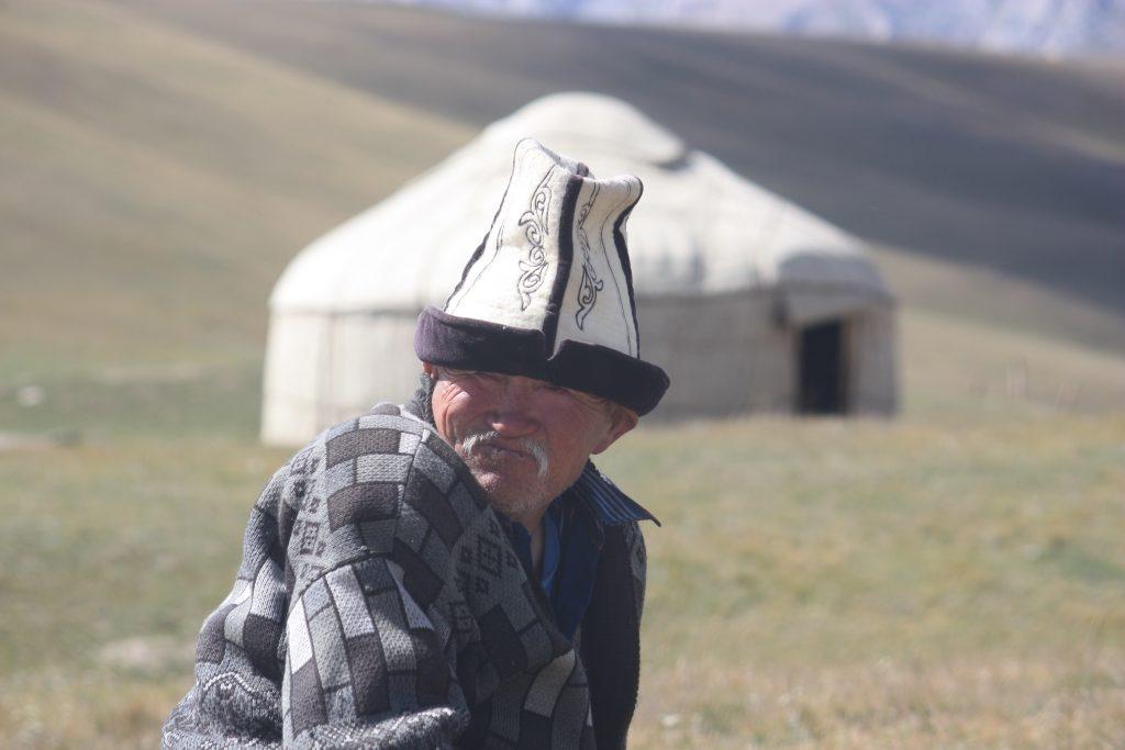 Prochaine Escsale - Kirghizistan