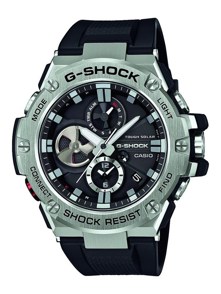 G-SHOCK x Medine GST-B100-1AER