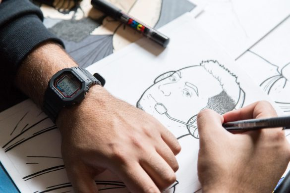 G-SHOCK x NOWO, challenge the limits