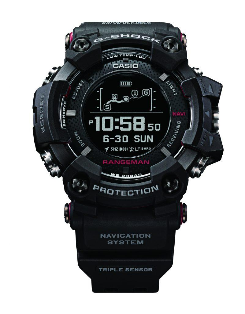 G-SHOCK RANGEMAN GPS - Réf. GPR B1000