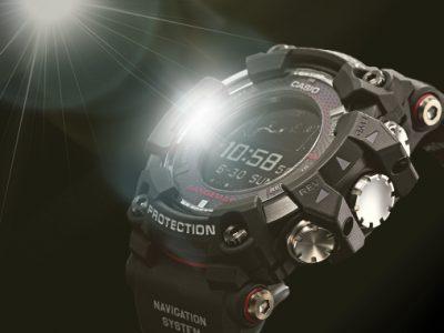 G-SHOCK présente sa nouvelle montre RANGEMAN GPS