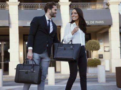 Noreve lance sa première collection de sacs et mallettes Haute Couture