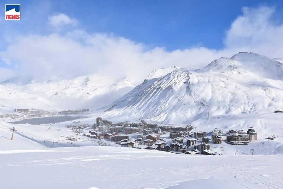 Ski Express - Tignes