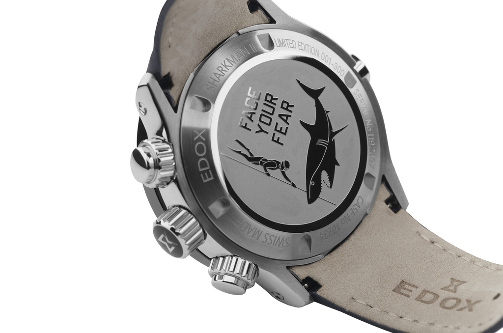 Edox Sharkman II