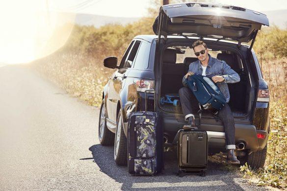 Tumi présente ses nouvelles valises des Millennials de la collection Merge