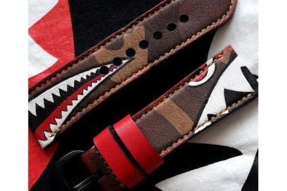 MisterChrono présente son nouveau braceletWarhawk