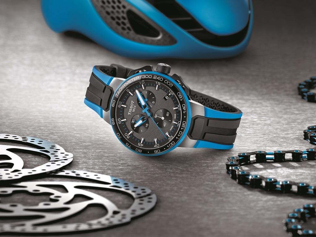 Tissot T-Race Cycling, la passion du cyclisme à votre poignet