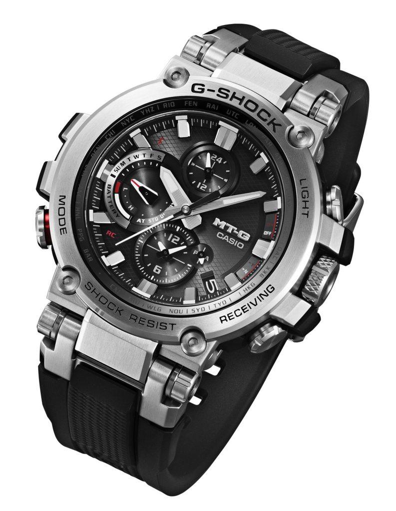 Casio - G-SHOCK- MTG-B1000-1A