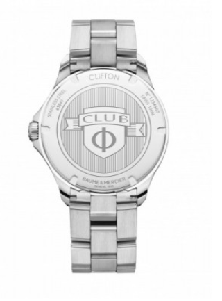 Baume & Mercier - Clifton Club Quartz