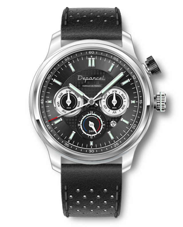 Depancel Auto 24h- 9120 - Steel