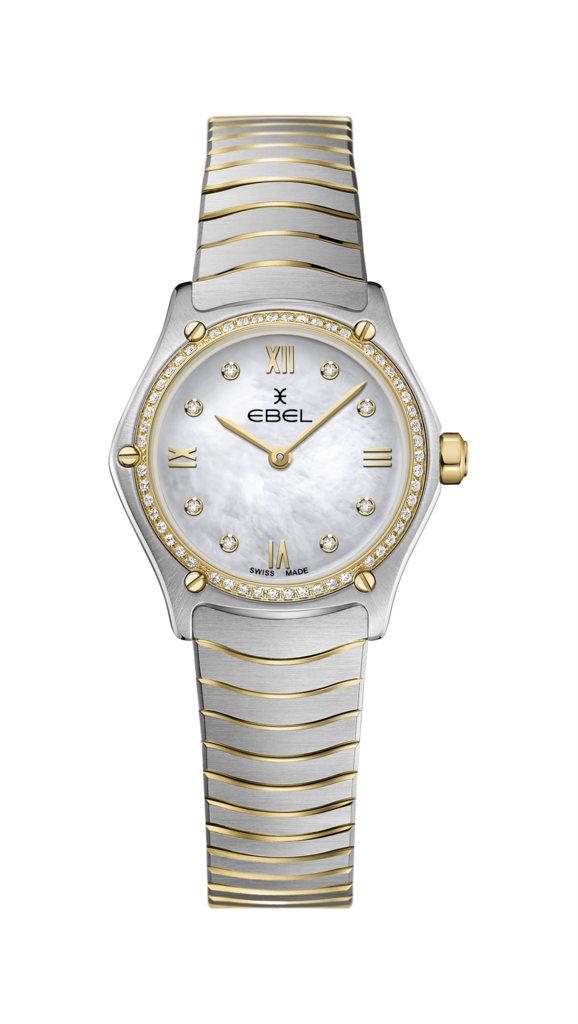 EBEL Sport Classic 24mm diamants
