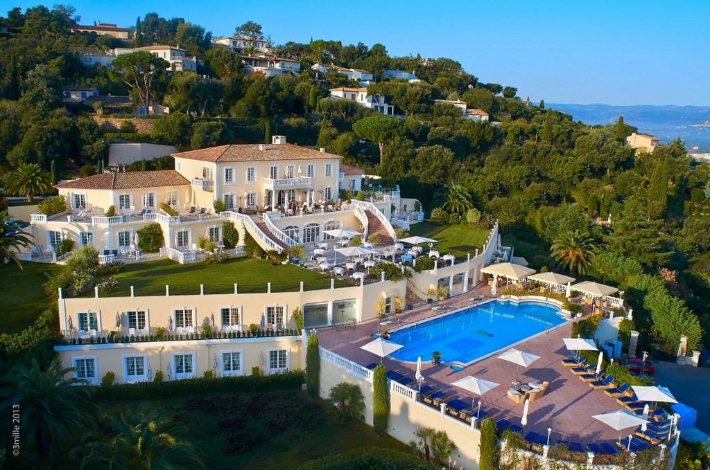 Nouvelle saison d'inspiration italienne à la Villa Belrose à Saint-Tropez