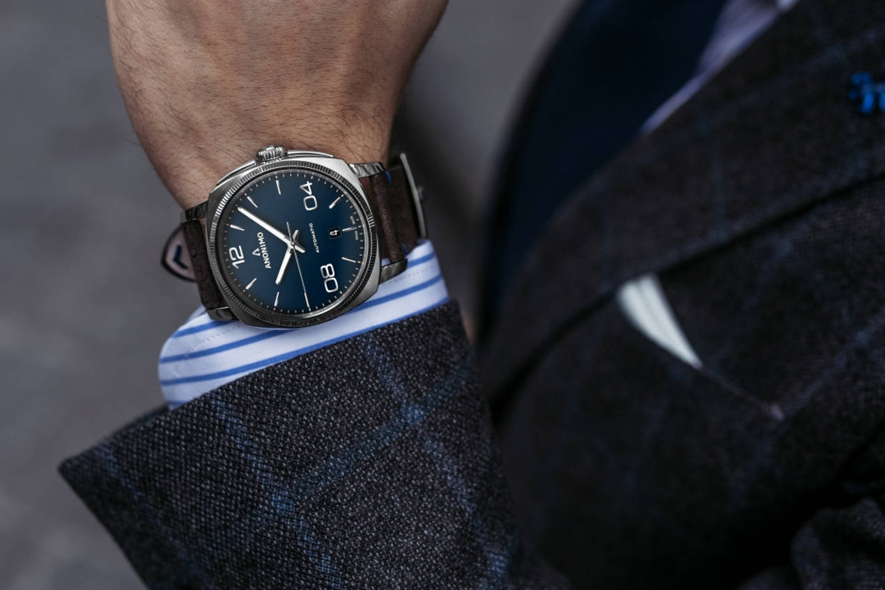 Anonimo lance sa nouvelle collection, « EPURATO »