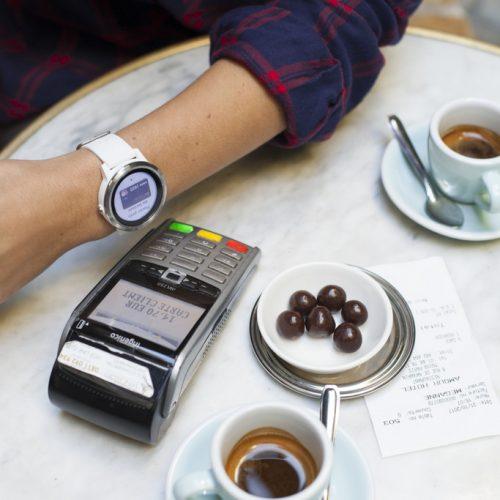 Le paiement sans contact désormais disponible en France avec Garmin Pay