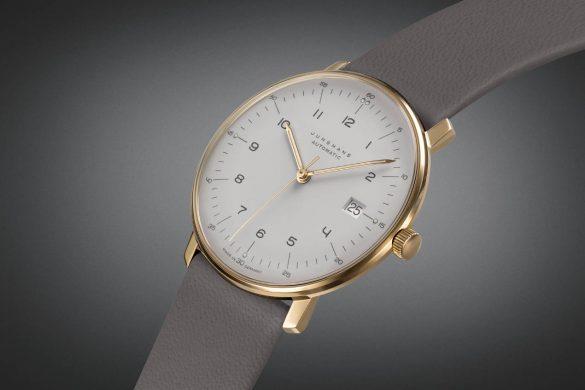 Junghans et le design minimaliste