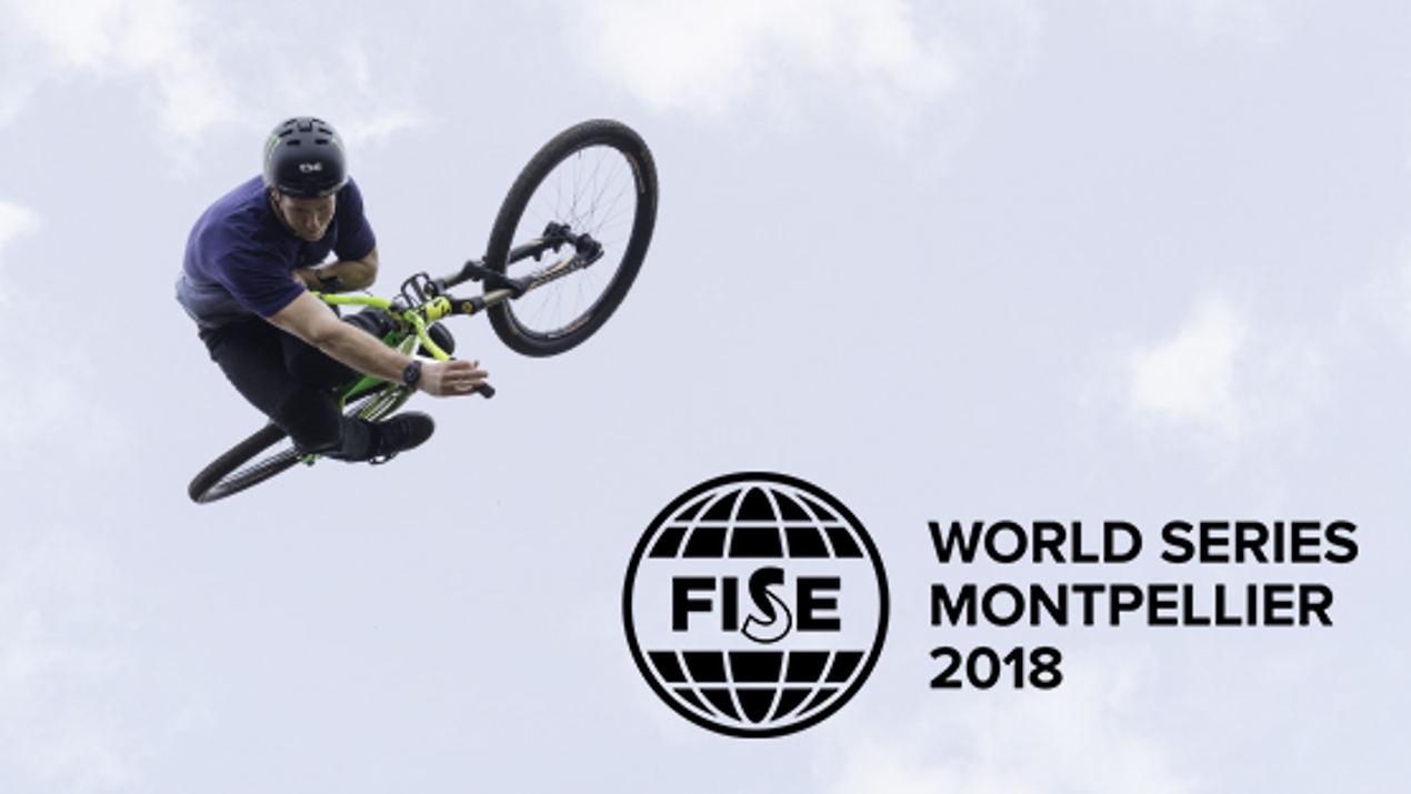 Swatch soutient et participe au FISE à Montpellier