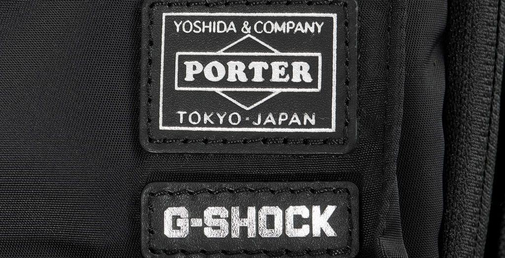 G-SHOCK x Porter