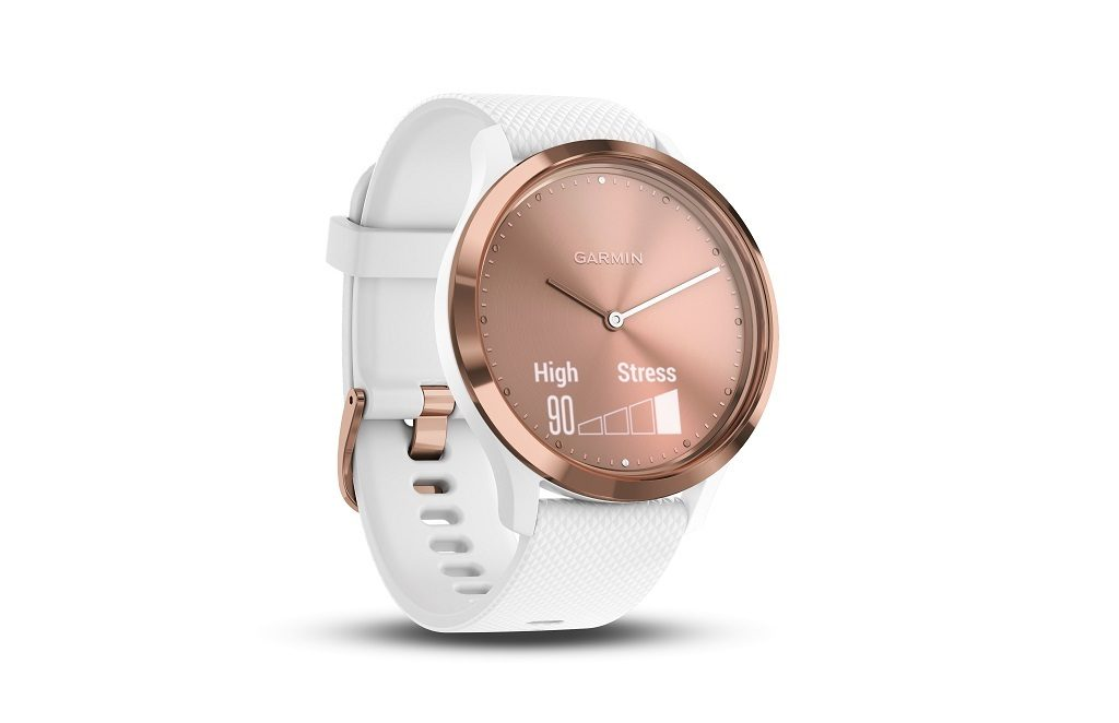Garmin vivomove HR Rose Gold