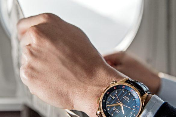 Mido Multifort GMT destinée aux voyageurs stylés