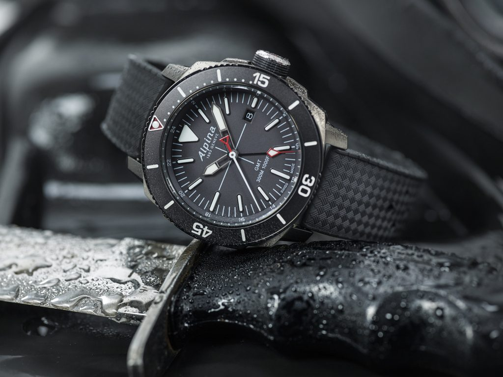 Alpina Seastrong GMT AL-247