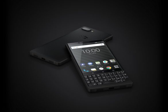 BlackBerry KEY2 : la renaissance d'une icône