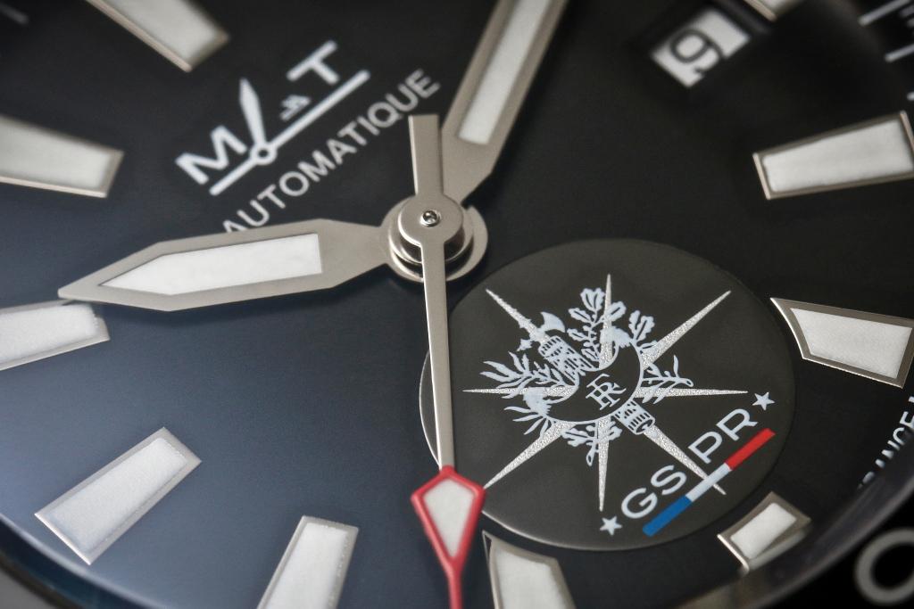 Matwatches équipe le GSPR