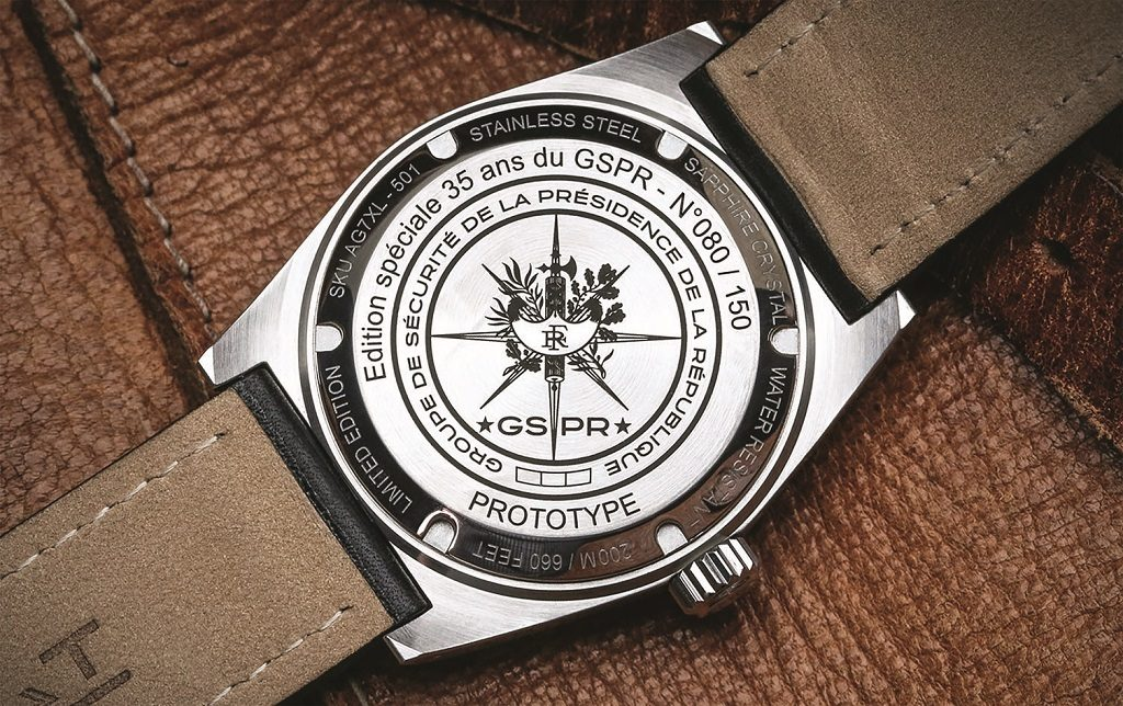 MATWATCHES GSPR