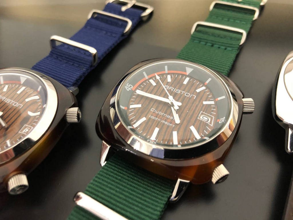 Briston Clubmaster DIVER Yachting