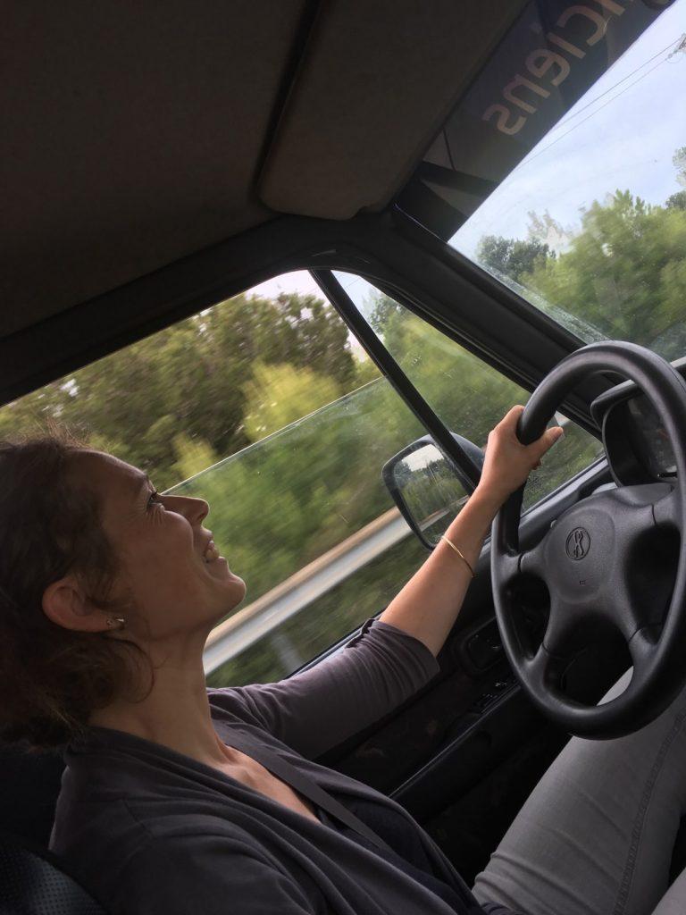 Julie Sauvan - Rallye Aïcha des Gazelles - Méga Z'L Cap