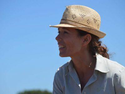 Portrait de Gazelle - Julie Sauvan
