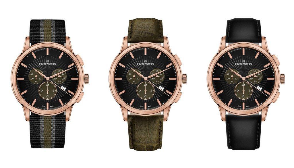 Claude Bernard - Classic Chronograph