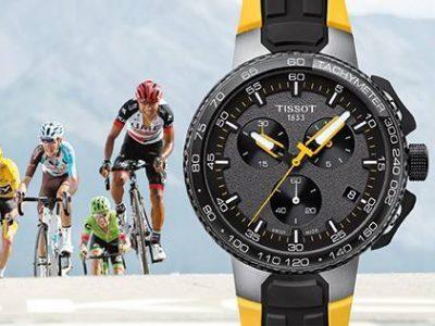 Les défis de Tissot pour chronométrer le Tour de France