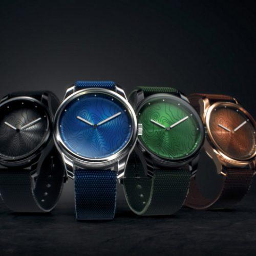 AWAKE, la nouvelle marque de montres éco-responsables